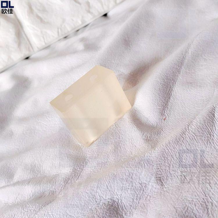 供应 硅胶D型胶垫 硅胶密封垫 定做硅胶制品 耐高温硅胶 透明硅胶