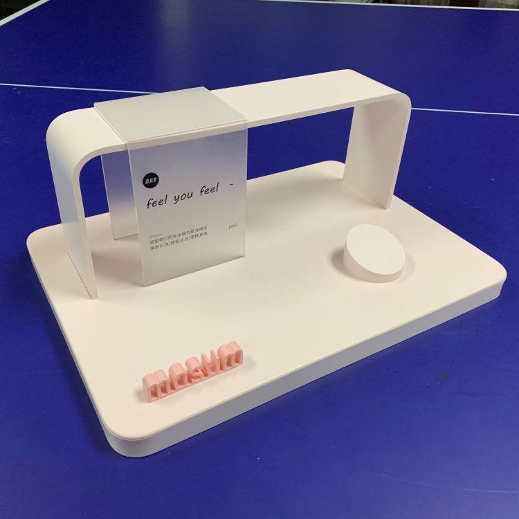 厂家生产定制  手机展架  有机玻璃电子产品展架  会展定制服务