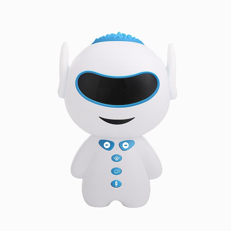 儿童机器人玩具智能学习机器人胡吧对话机器人智能人工语音wifi版