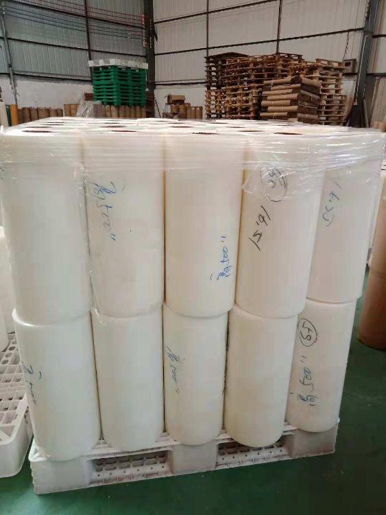 厂家直销PE保护膜 不锈钢高粘保护膜 单面磨砂保护膜 自粘保护膜