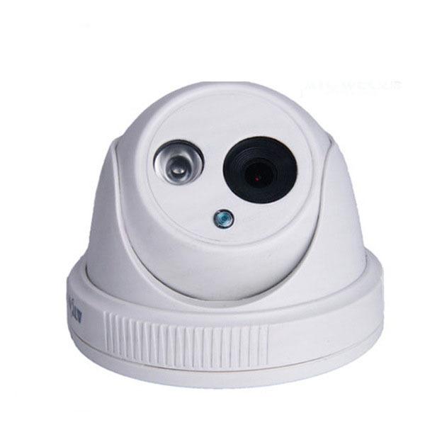 200万网络高清室内吸顶高清摄像头 半球摄像机海康私有协议
