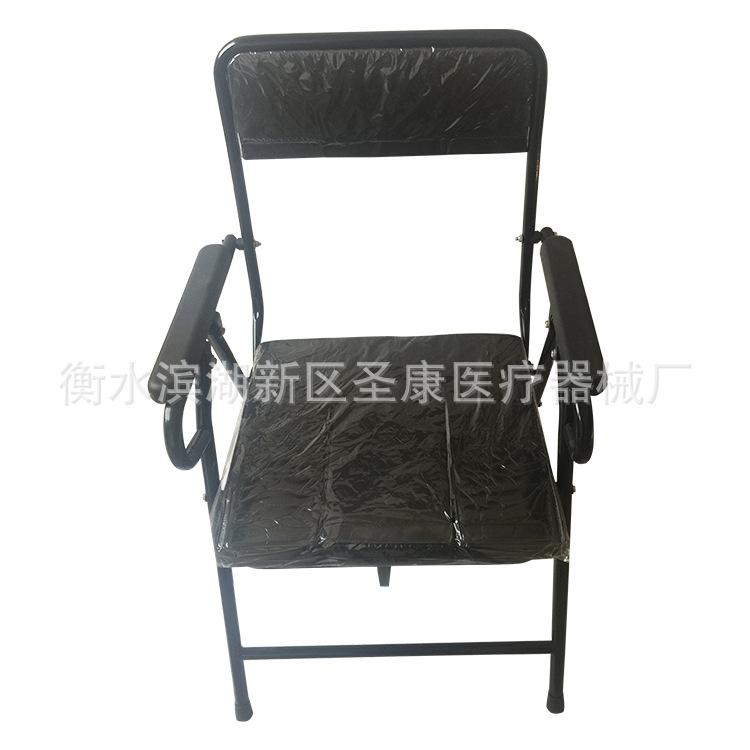 厂家直销新款座便椅 , 软面折叠坐便椅,座厕椅,供求批发