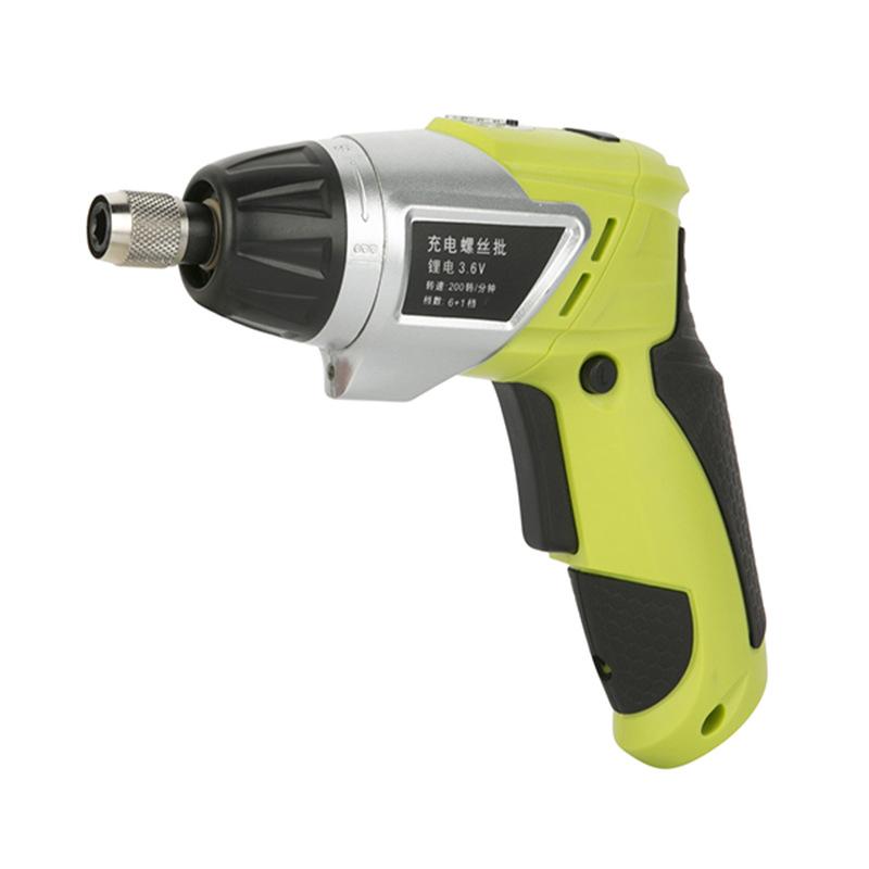 SND133  3.6V电动螺丝刀手电钻 电动螺丝批套装 电动工具带扭矩