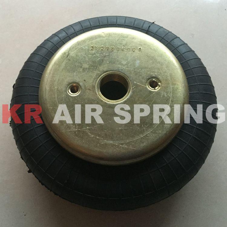 工业设备空气弹簧1B8-550 精密机械设备减震气囊