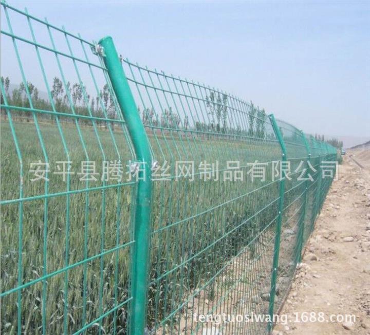 种植园防护围栏网 果园围栏护栏网 圈地铁丝网围栏网厂家直销