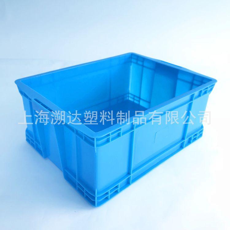 500-220周转箱 食品蔬菜箱  消毒洁具塑料箱 周转箱厂家