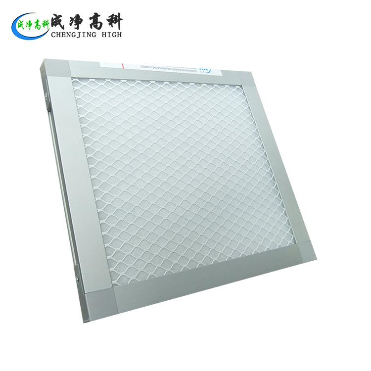 重庆市初效空气过滤 养殖厂净化过滤网 G3G4除尘空气过滤网厂家