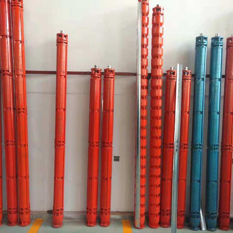 井用潜水电泵博山175QJ系列深井潜水泵农田灌溉井用高效节能水泵