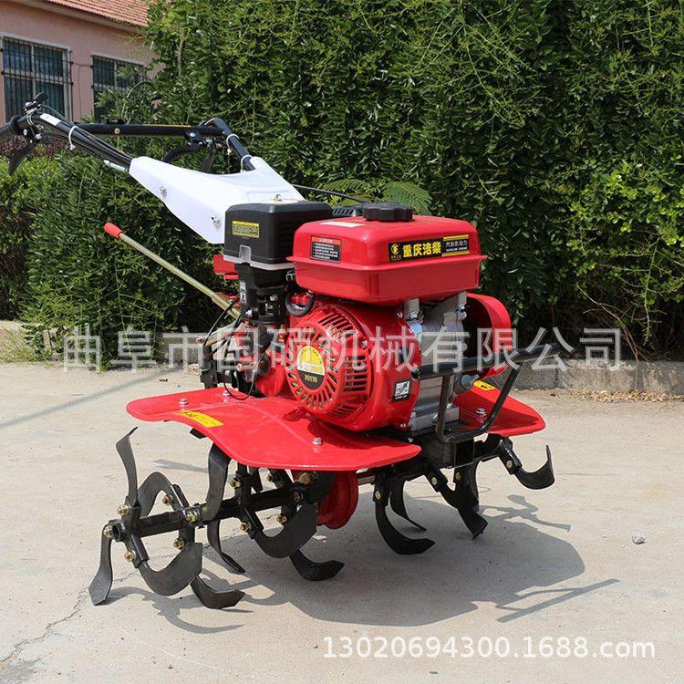 家用单缸柴油手扶拖拉机 小型农业旋耕机 手扶式汽油微耕机