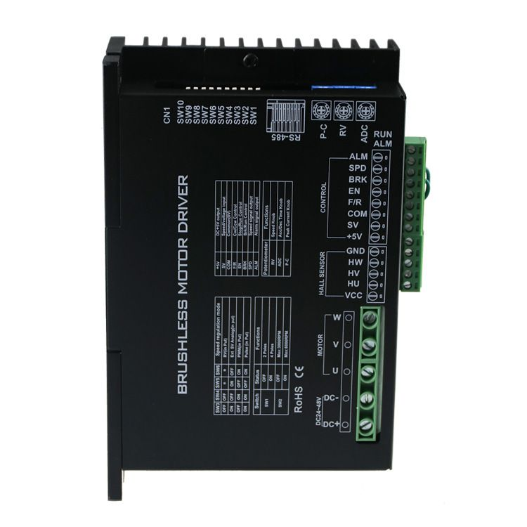 无刷电机驱动器 大功率无刷电机驱动器 RS485通讯驱动器