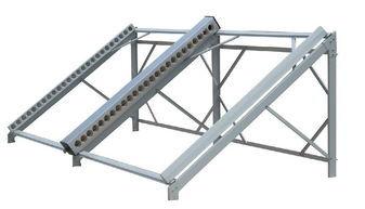 厂家专业生产光伏支架 太阳能光伏支架 哈芬槽  抗震支架