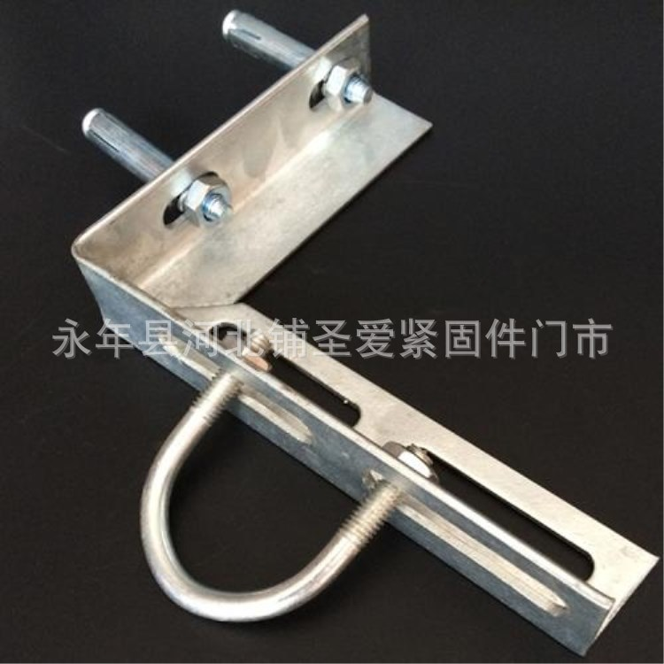 燃气管道专用三角支架  托架  管道固定支架 三角支架,固定支架,管道支架