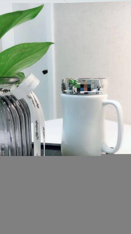 陶瓷礼品系列马克杯镜面陶瓷公司广告促销小礼品定制