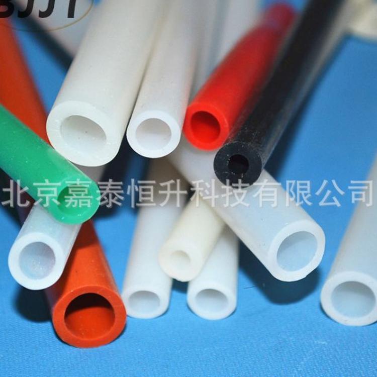 可定制的耐高温食品级硅胶管透明半透明彩色硅胶软管