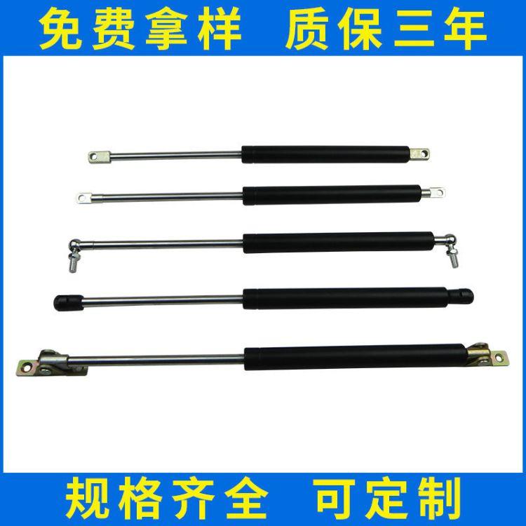 气弹簧厂家定制可控氮气气撑杆 不锈钢压缩拉伸气弹簧 液压支撑杆