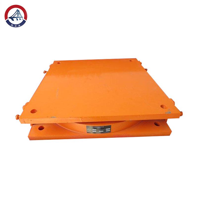盆式支座GPZ系列单向双向固定桥梁公路施工用抗震减震优质支座厂