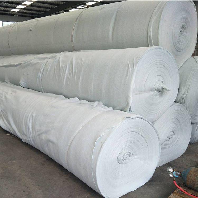 厂家加工大量批发聚酯无纺布 透水保湿土工布 建筑养护聚酯无纺布