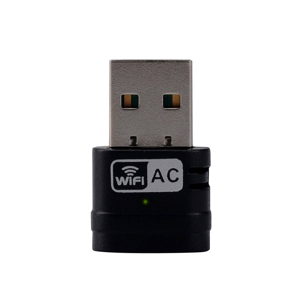 AC600网卡 433+150Mbps Dual Band 2.4Ghz5Ghz for Desktop PC