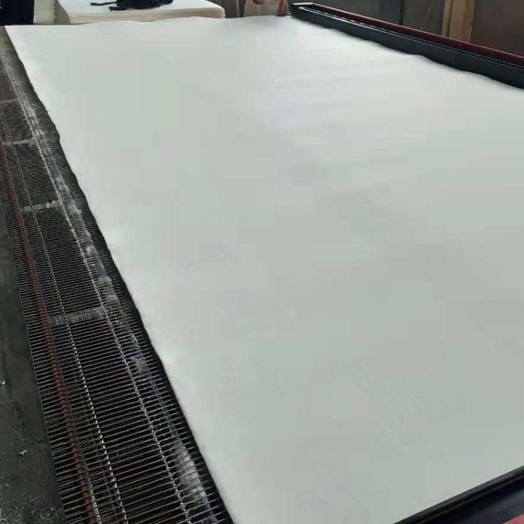 厂家出售板框滤布丙纶单丝耐高温酸碱工业板框压滤机过滤布