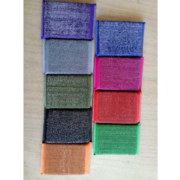 刷洗大王钢丝海绵块 清洁海绵 海绵擦 百洁布洗碗布清洁球 钢丝布