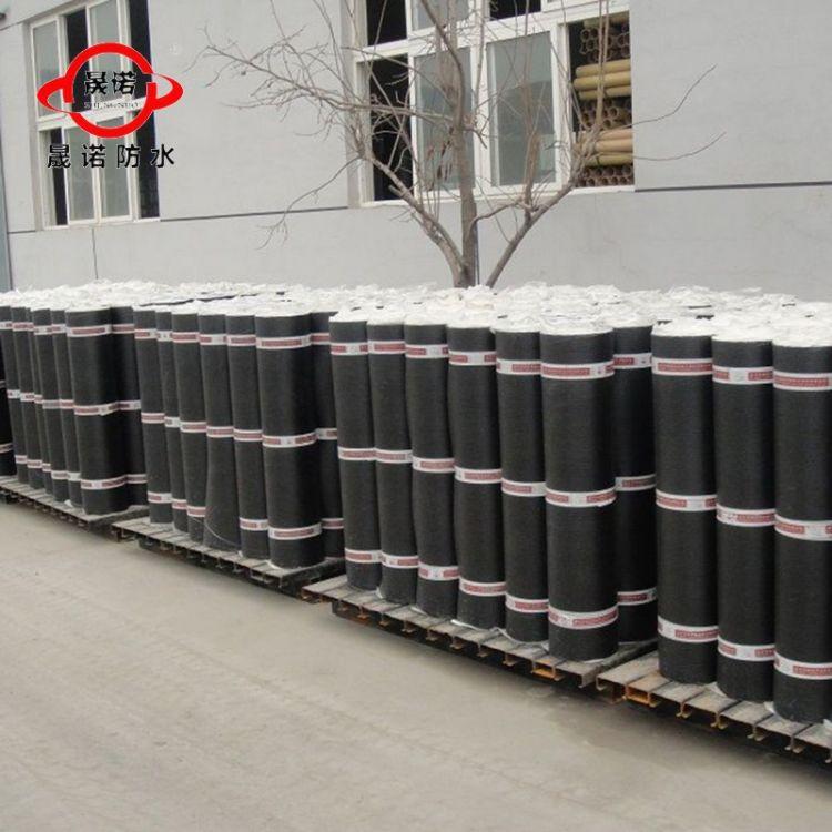 sbs自粘防水卷材自粘聚合物改性沥青防水卷材 自粘防水卷材屋顶