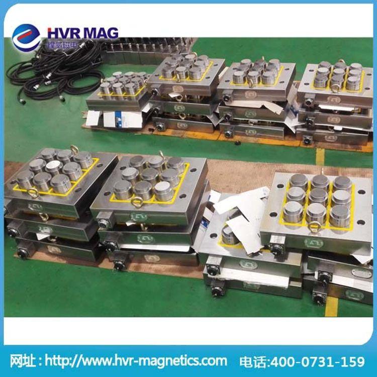 供应磁力吸盘|矩形电永磁吸盘|强力永磁吸盘 强大磁性真空吸盘
