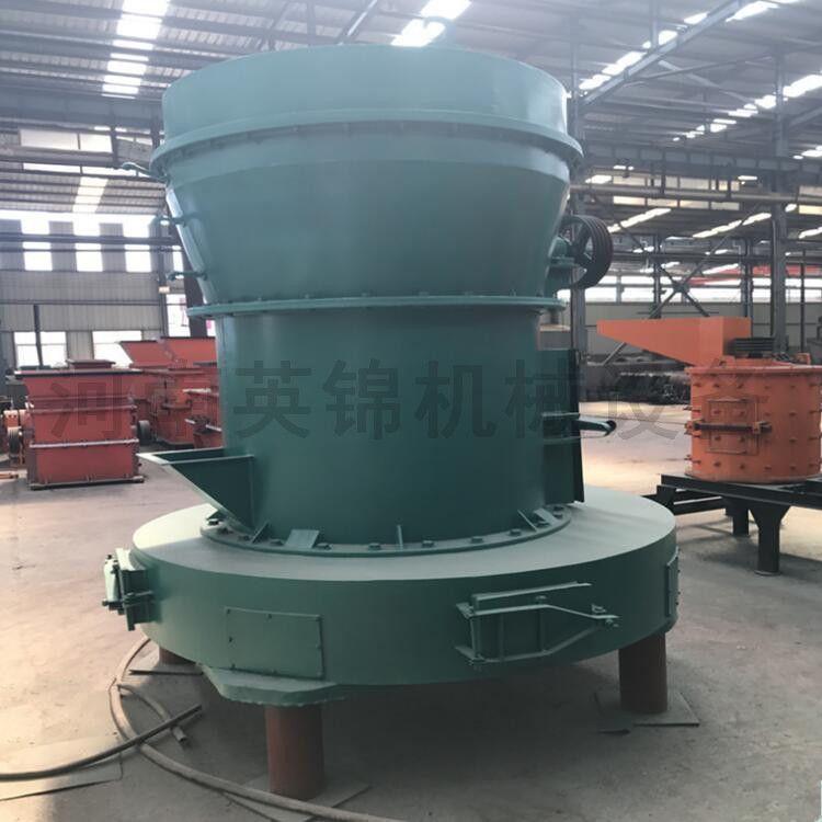 立式悬辊高压强力磨粉机 工业矿石磨粉机 铝矾土石英石雷蒙磨