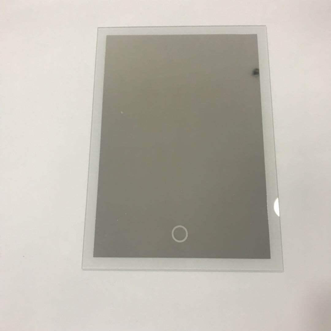 厂家供应各种化妆镜片 LED灯玻璃化妆镜片 玻璃镜片加工定制
