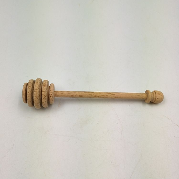 木质蜂蜜棒搅拌棒蜂蜜勺搅拌咖啡搅拌棒调味饮料搅拌棒蜂蜜搅拌棒