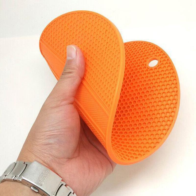 厂家直销 多功能环保硅胶厨具日用 隔热垫 防滑垫