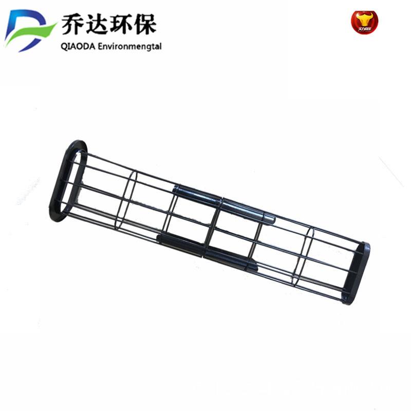 常年供应脉冲布袋除尘器镀锌框架  可定制各种材质 型号除尘框架