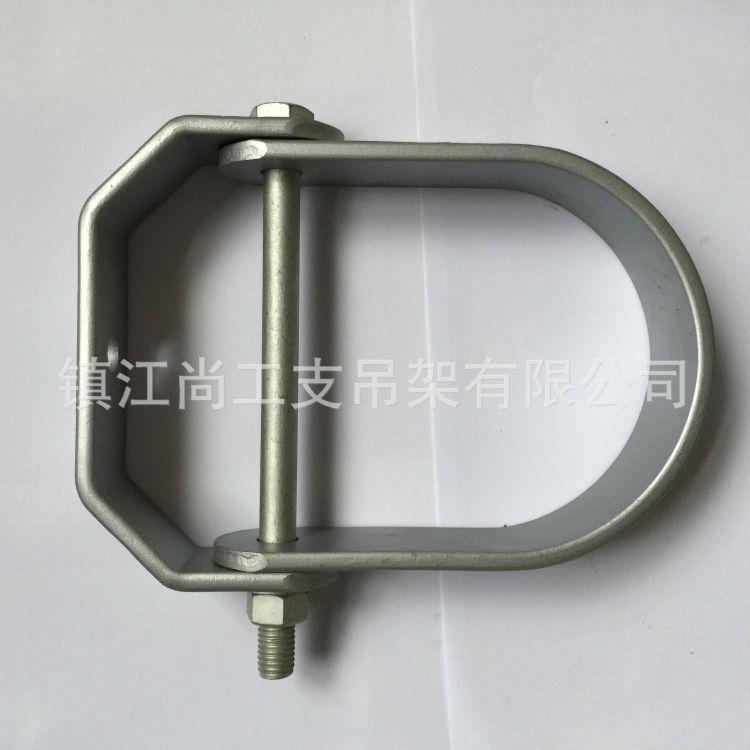 抗震支架配件 抗震连接件 铰链 抗震底座 v型加劲螺栓