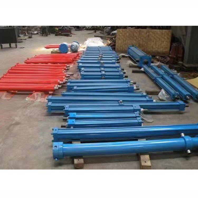 厂家定制铁轨焊机液压油缸吊机油缸 焊机液压缸