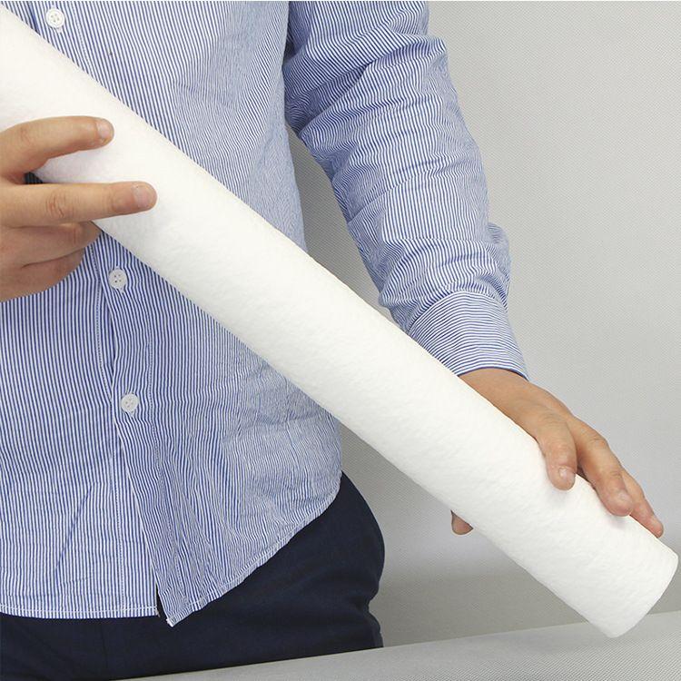 30寸光面工业水处理精密过滤芯 工业液体过滤器PP棉滤芯定制
