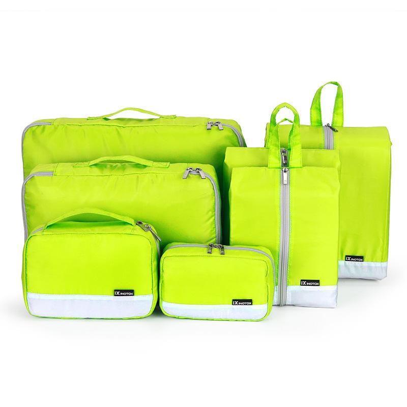 时尚居家旅行干湿分离洗漱包数码产品收纳包衣物收纳袋旅游用品