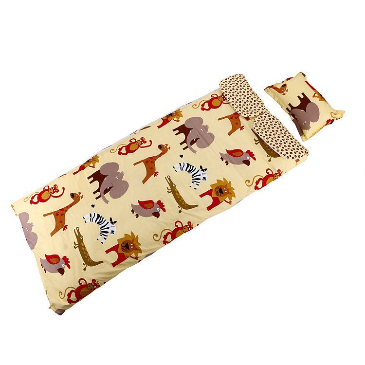 儿童睡袋防踢被纯棉秋冬 抱被加厚新生儿太空棉护肩带帽 睡袋婴儿