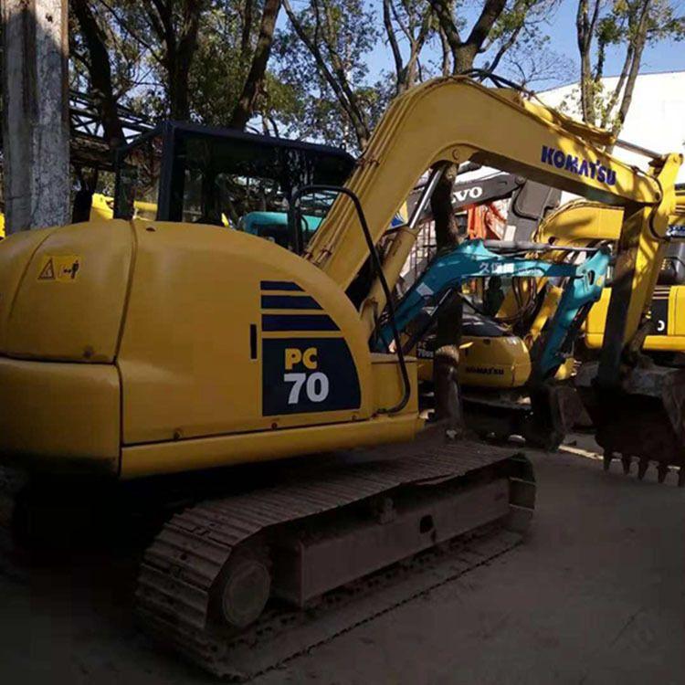 二手小松60挖掘机 小松PC60-7挖掘机 小型挖掘机 微型