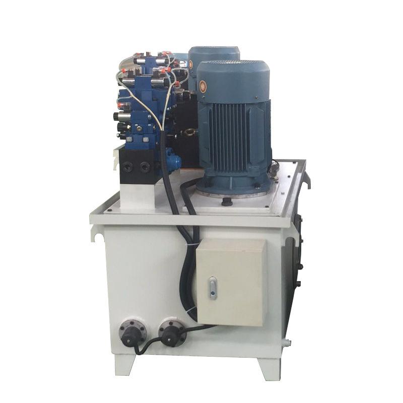 多功能成套液压控制系统升降机自动化液压泵站生产线配套液压单元