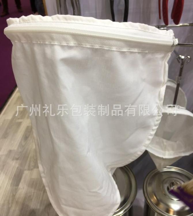 定制各款棉布袋奶茶打包袋咖啡麻布袋港式环保袋冰鲜袋加制logo