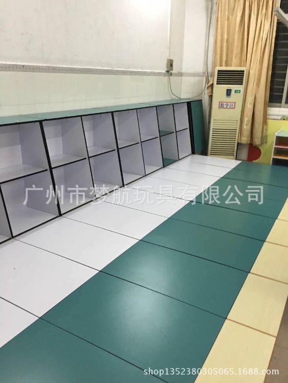 幼儿园专用小床幼儿园挂壁床早教单双节墙壁床 早教专用床厂家直销