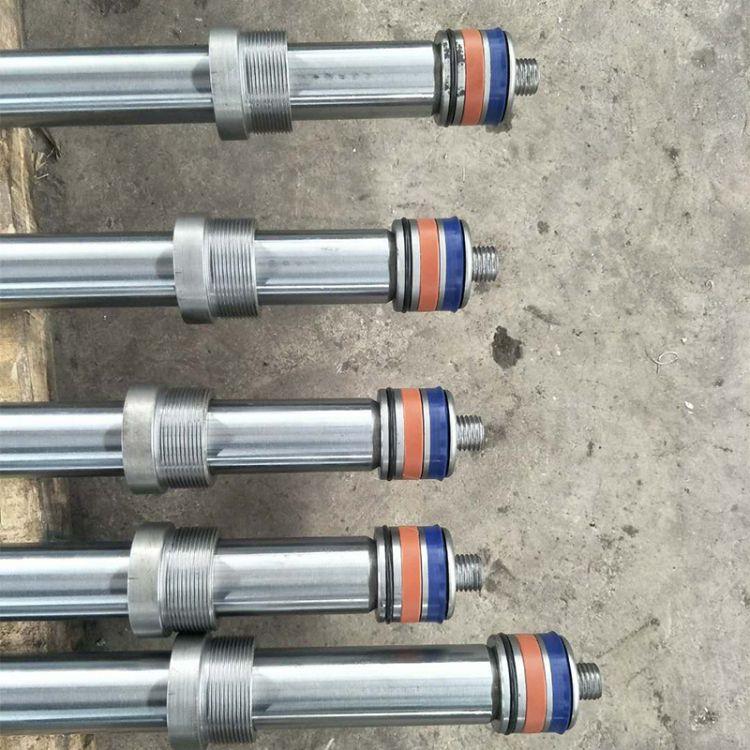 油缸厂家定做 升降评语液压油缸价格 济南鲁鑫 LXYG-80 非标大型液压缸 升...