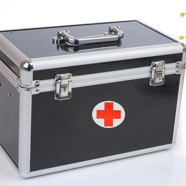专业箱铝合金精致坚固耐用圆角箱现货小额批发手提箱