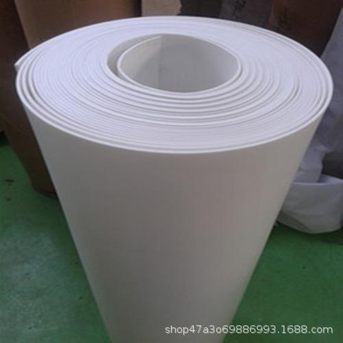 供应陕西西安四氟板 ptfe铁氟龙板 四氟楼梯板条 耐酸碱四氟板