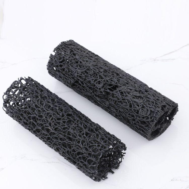 厂家生产塑料盲沟排水管 渗排水盲沟 塑料盲沟量大从优