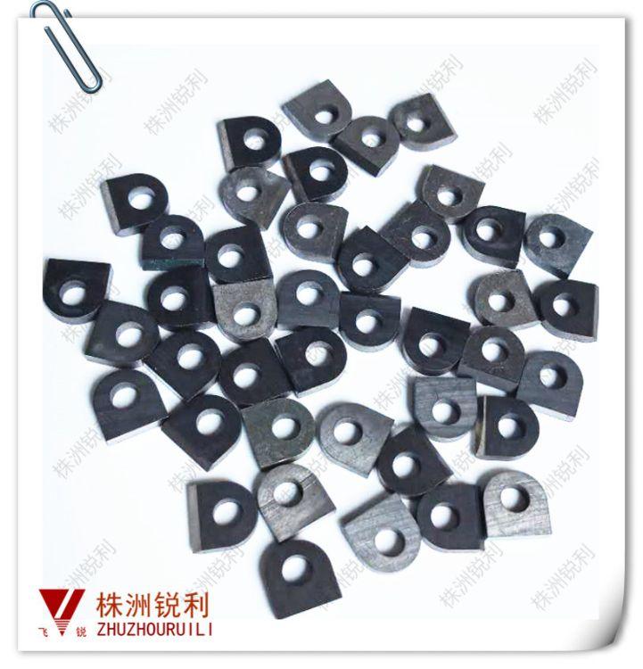 生产厂供应 鱼眼刀片 鱼线钳刀片 硬质合金非标刀片 剥线机刀片
