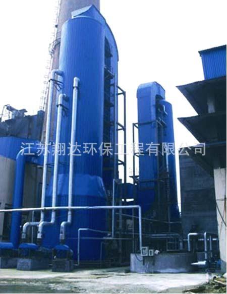脱硫除尘设备 脱硫塔 环保脱硫塔 脱硫脱硝 生产厂家