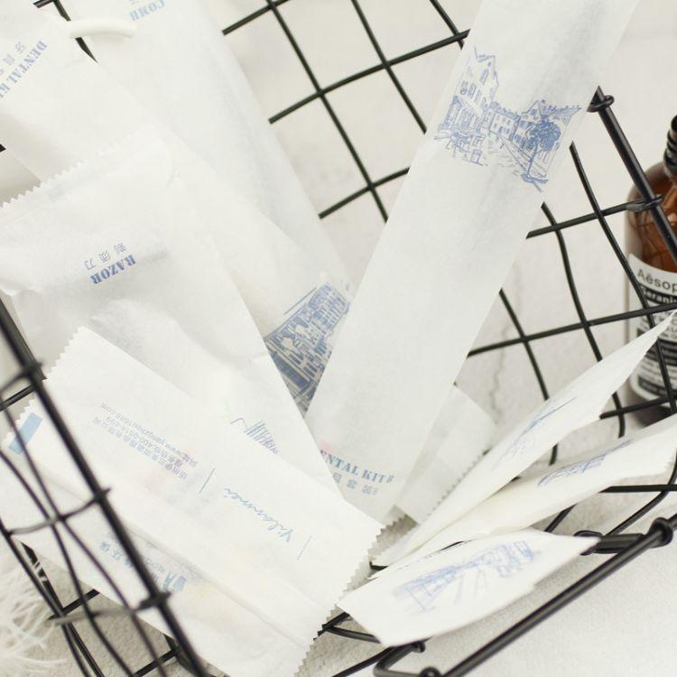 [厂家直销]高档酒店宾馆洗漱套装一次性用品名宿牙刷 梳子 客房六小件 量大优惠 伊兰美