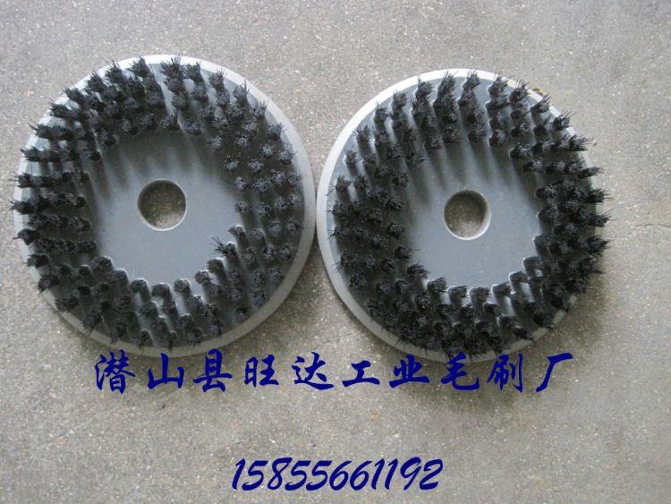 圆盘刷厂家直销清洗圆盘刷抛光圆盘刷尼龙圆盘刷钢丝圆盘刷