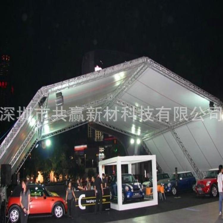 深圳货源厂家直销舞台篷布PVC舞台篷布厂家制造 户外演出篷布
