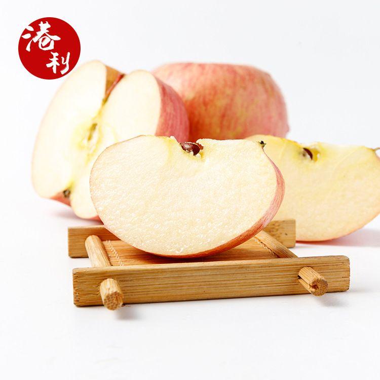 烟台苹果红富士山东烟台苹果丑苹果新鲜苹果水果批发一件代发10斤